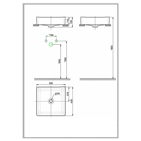 9509617 line drawings