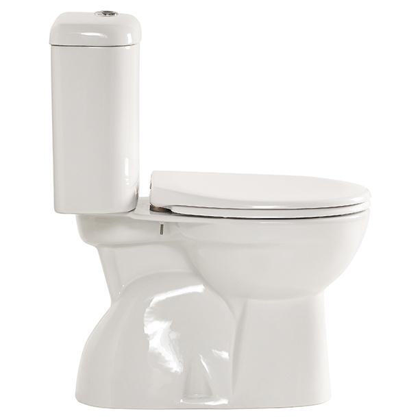 Heron Close Coupled Round Toilet 2 image3