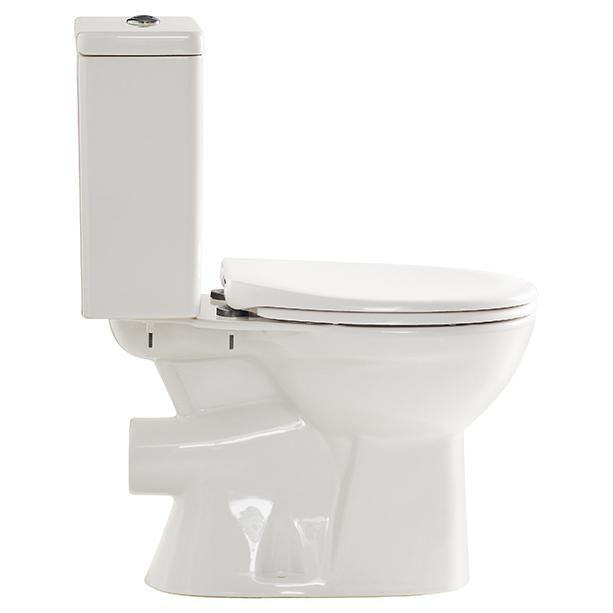 Heron Close Coupled Square Toilet image3