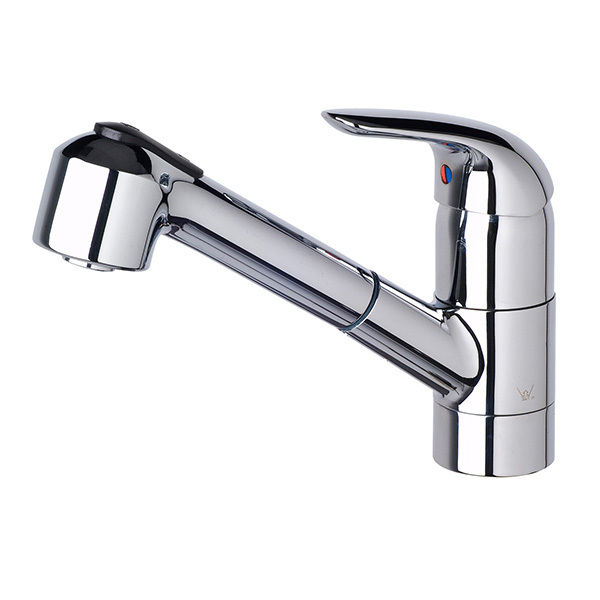 Studio Saga Sink Mixer Tap with Pull Out Spray