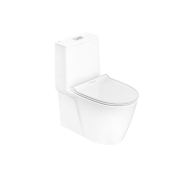 Acacia SupaSleek Close Coupled Toilet (P-Trap)