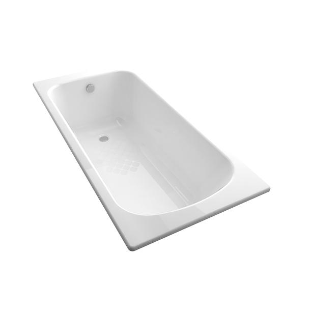 Milano 1.5M Cast Iron Drop-in Tub