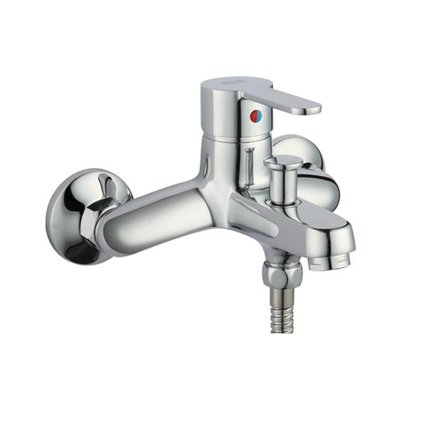 Seva Exposed Bath & Shower Mixer