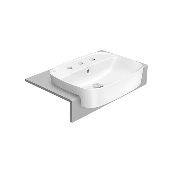 Signature 550mm Semi-counter Basin    (8 inch hole)