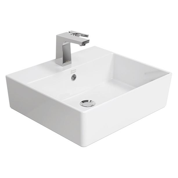 Square Thin 500mm Vessel Wash Basin 2 image