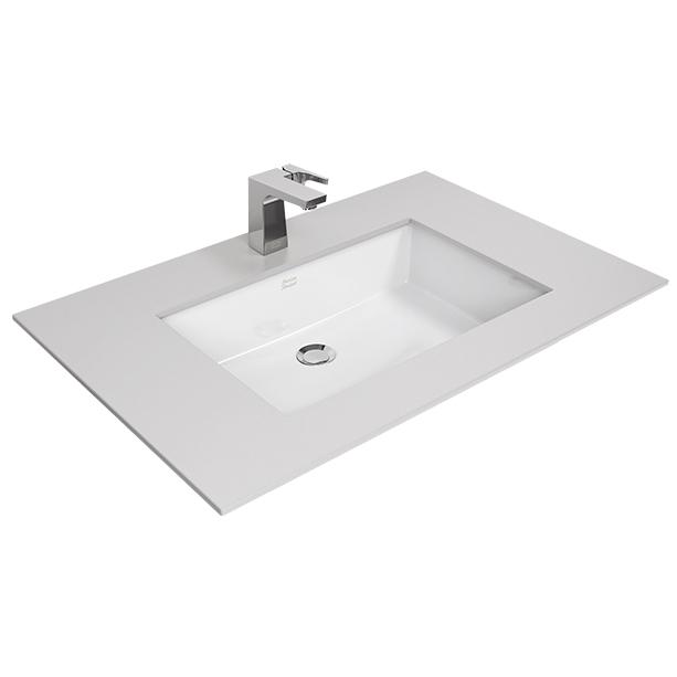 Square Thin 600mm 枱下式面盆
