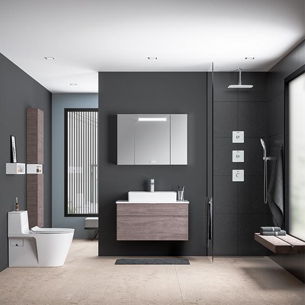 Acacia Supa Sleek Bathroom Render A