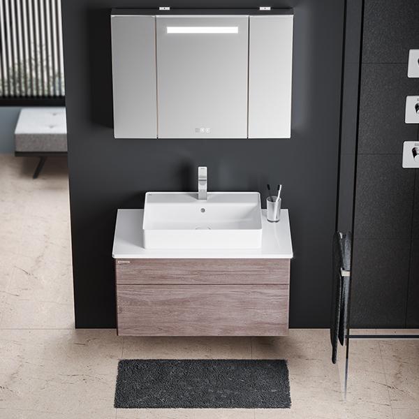 Acacia Supa Sleek Bathroom Render C