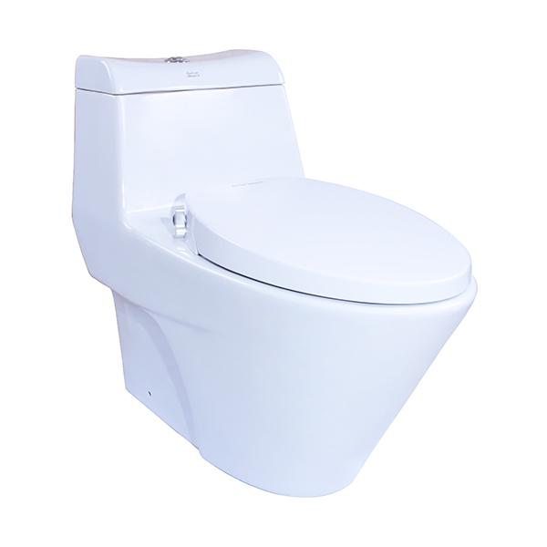 Activa One-Piece Toilet dengan Razor Smart Washer