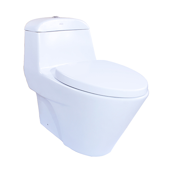 Active One-Piece Toilet