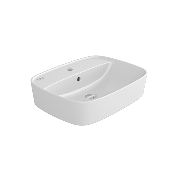Signature Vessel 550mm with Deck Single Hole