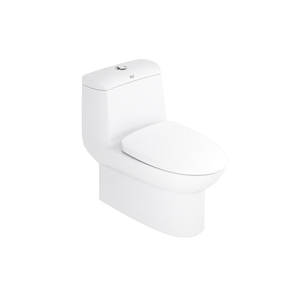 Milano Vortex OP Toilet set