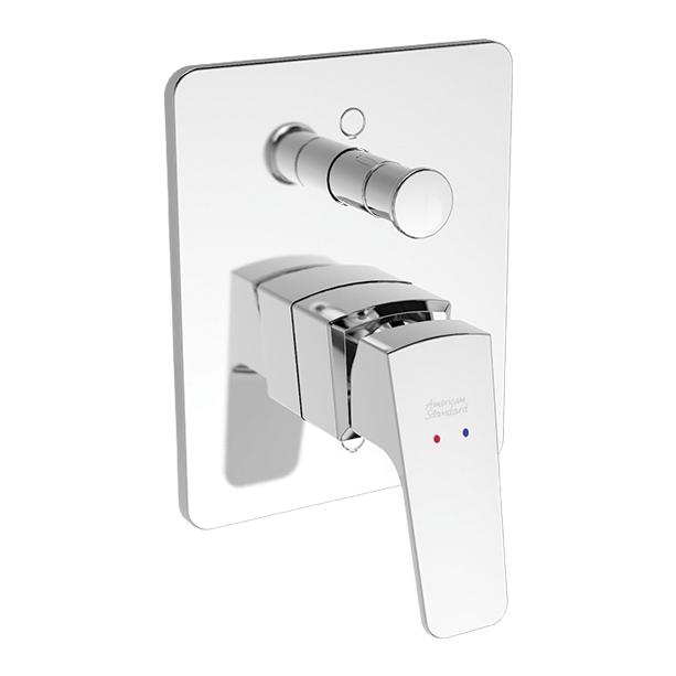Concept Square Concealed Bath & Shower Mixer