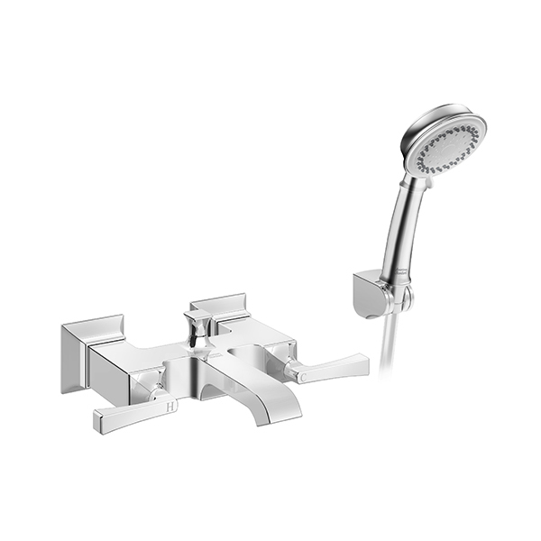 Kastello Keran Bath & Shower Mixer Ekspose disertai Handspray