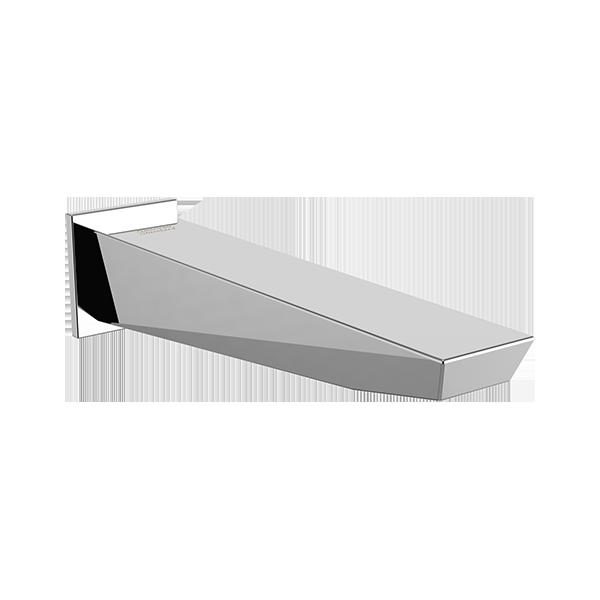 Line Sensor Wall-Mounted Basin Faucet - Square Design (DC)
