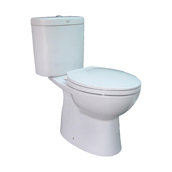 Luxia Close Coupled Toilet