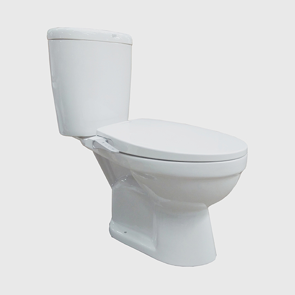 My Winston Close Coupled Toilet with Slim Smart Washer 3