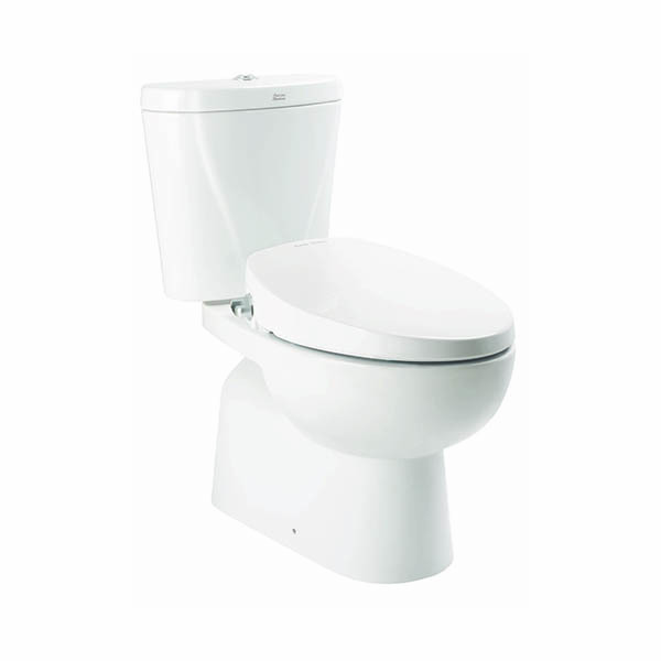 New Codie Close Coupled Toilet with Slim Smart Washer