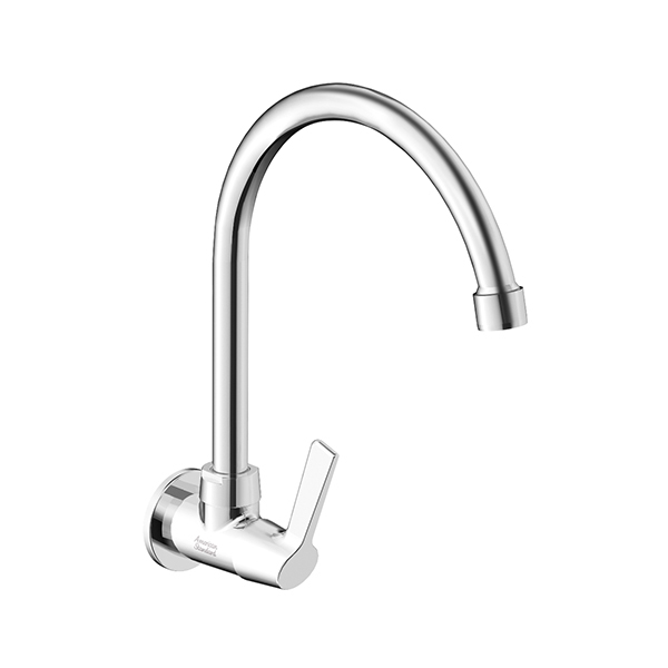 Winston Wall Mount Kitchen Tap (Lever Handle)