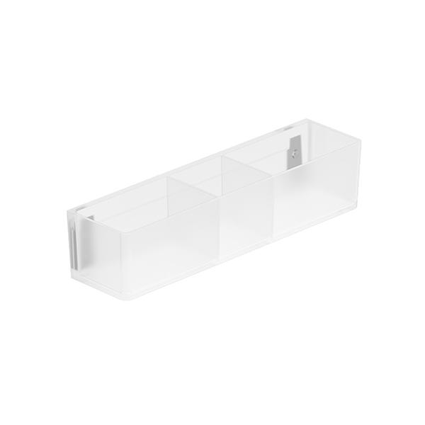 Door mounted storage box 300