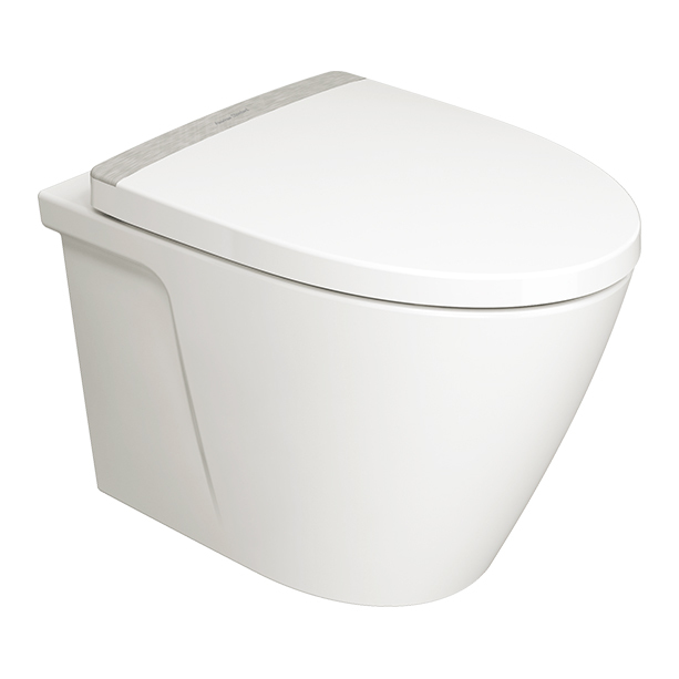 Acacia-E Vortex BTW Toilet + Seat & Cover