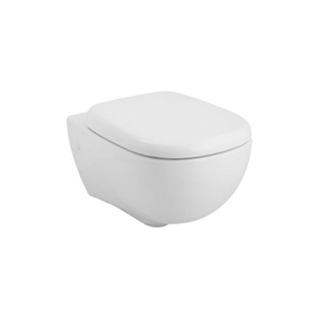 Active Wall Hung Toilet + Active Slow Closing Seat Cover