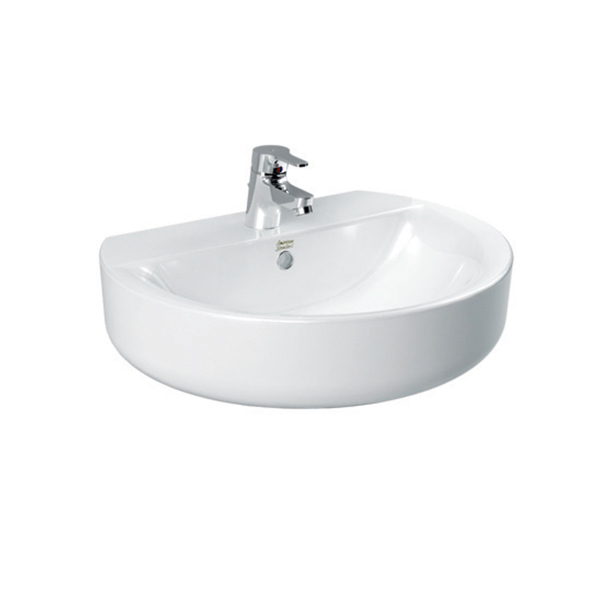 Concept Round Wall Hung Wash Basin