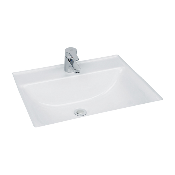 Concept Square 560mm Undercounter Wash Basin 2