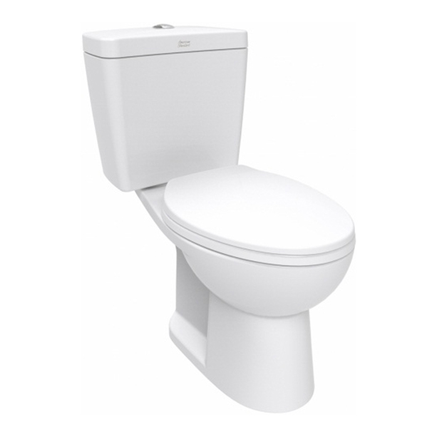 Halo Close Coupled Toilet