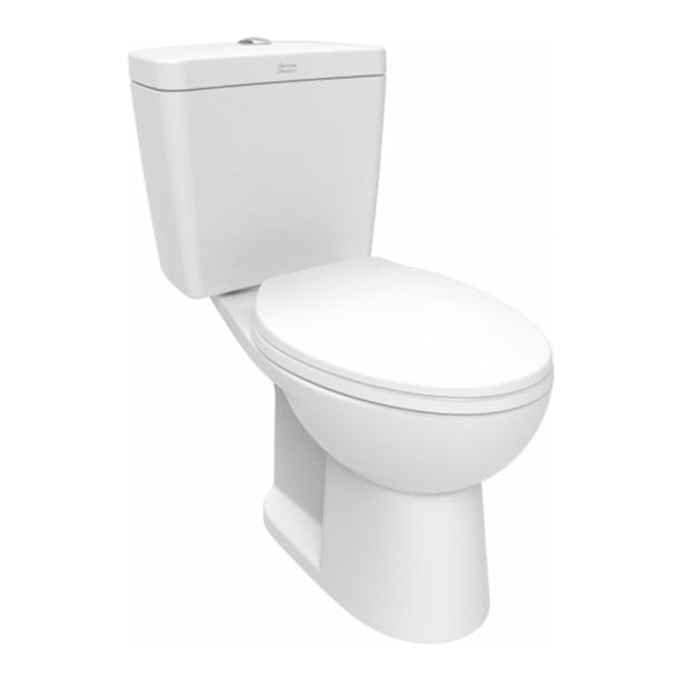 Halo Close Coupled Toilet image