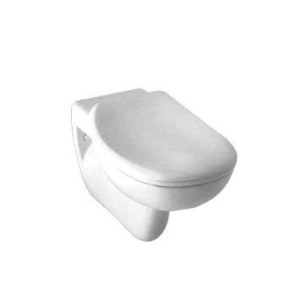 Kimera Wall Hung Toilet +Kimera Seat Cover