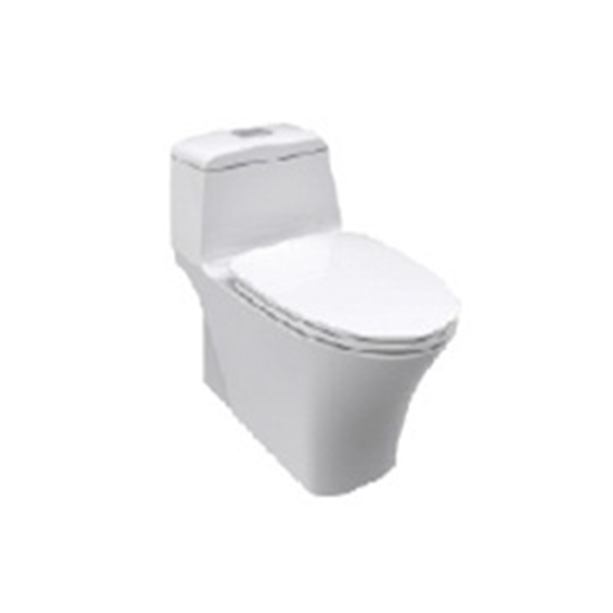 La Moda Water-Saving One-Piece Toilet