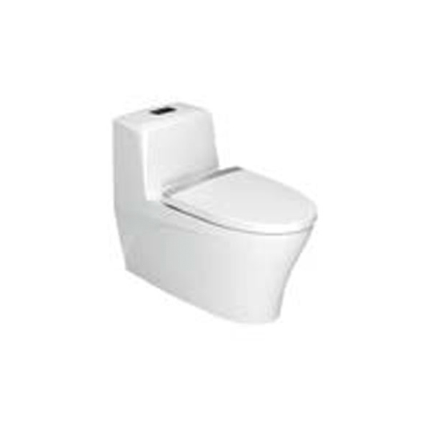 LuXus One Piece Toilet + LuXusSlow Closing Seat & Cover