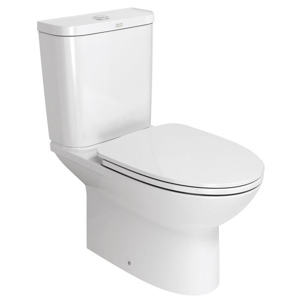 Neo Modern Close Coupled Toilet image