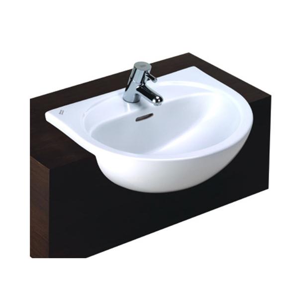 Paramount Semi Recessed Wash Basin image