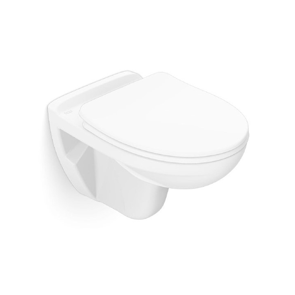 Compact Codie toilet_Bowl + Seat Cover