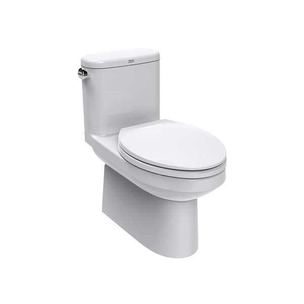 Cadet 4/6L One-piece Toilet Bowl + Seat Cover