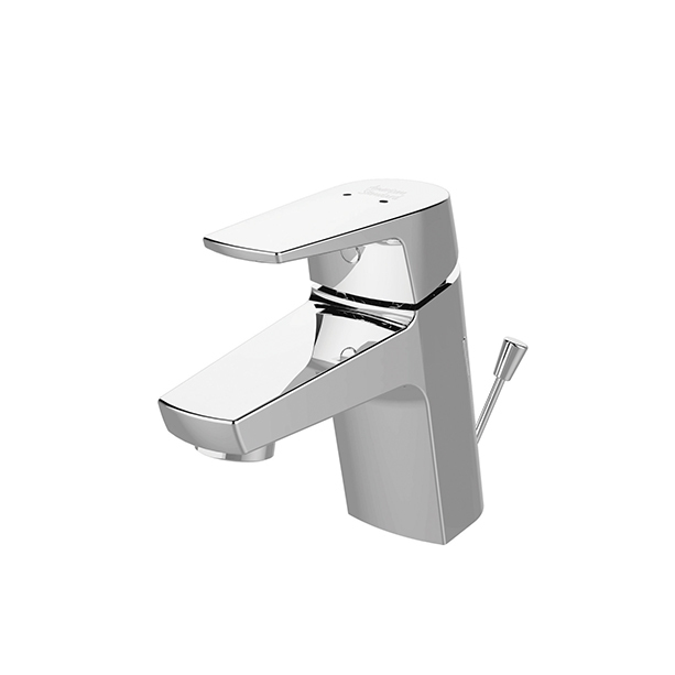 Simplicity Square Basin Mixer (w/o Pop-Up)