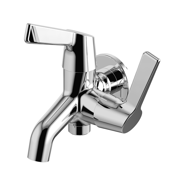 Winston Exposed Bath & Shower Mono (Lever Handle)