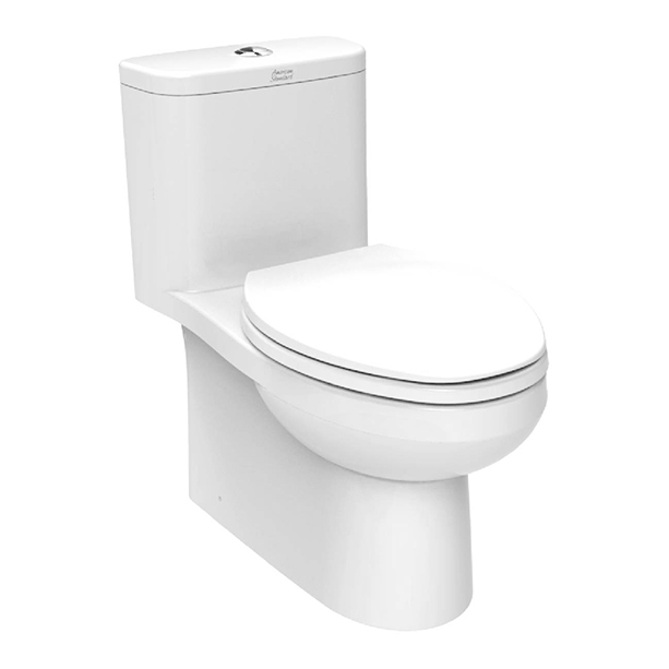 Yoka One-Piece Toilet 305mm + Yoka Slow Closing Seat Cover