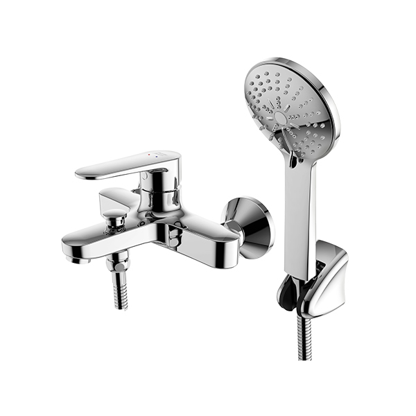 Codie / Simplica Exposed Bath & Shower Mixer With Shower Kit