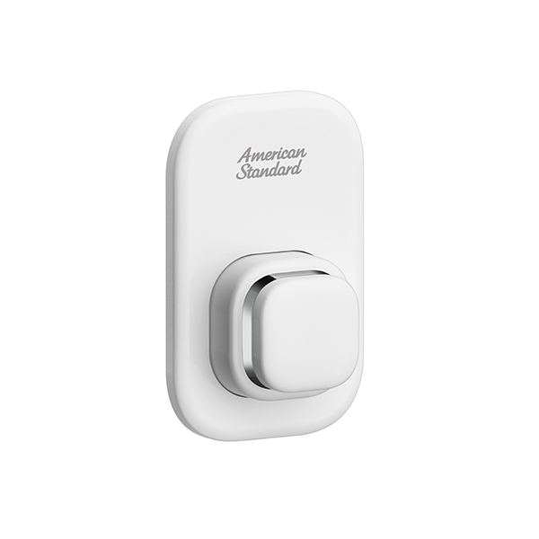 EasyFlO Concealed Shower Mono (Glossy White)