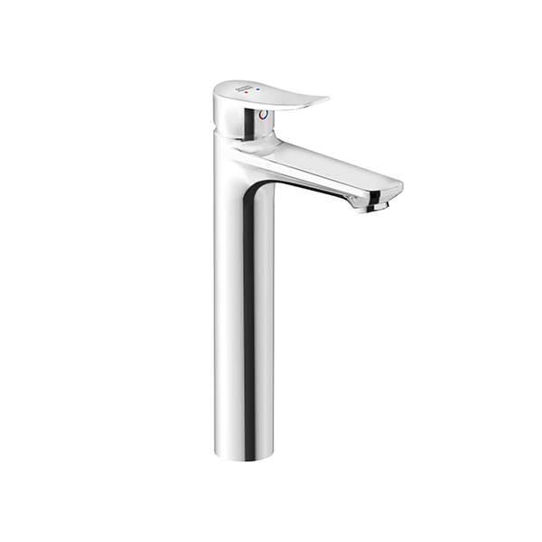 Milano Extended Basin Mixer Without Pop-up Drain