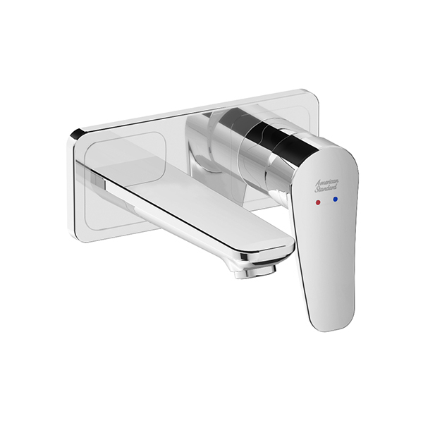 Milano In Wall Basin Mixer Without Pop-up Drain