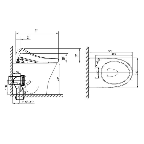 15056 10 line drawing