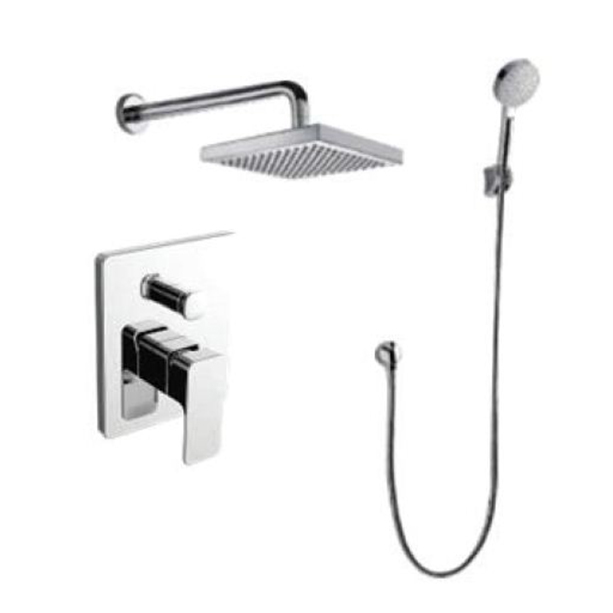 Acacia Evolution In-Wall Mixer Bath & Shower