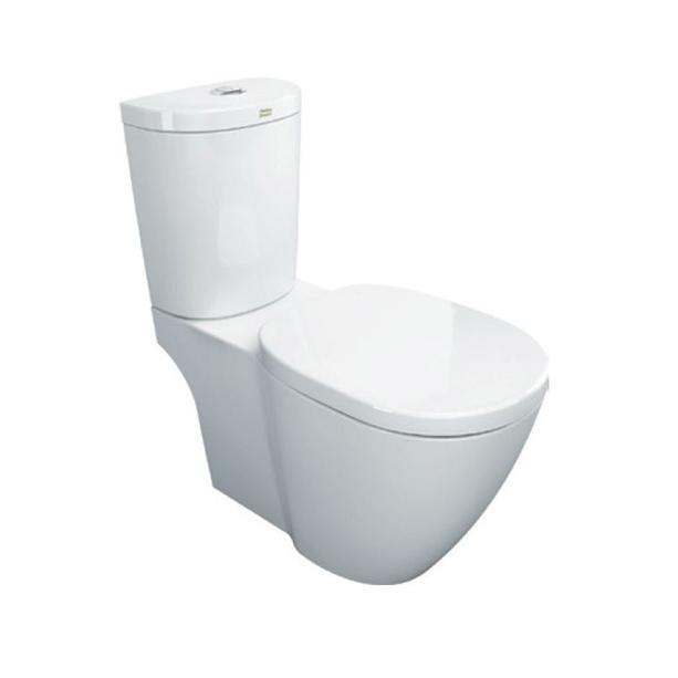 Concept Cube 34 5lpf TP Close Coupled Elongated Toilet image