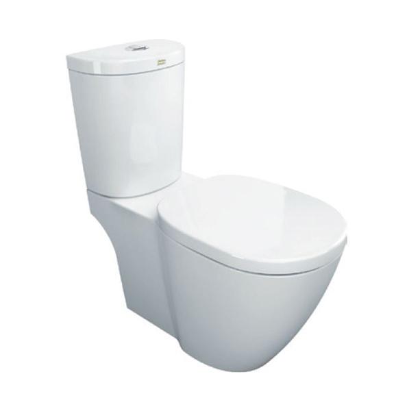 Concept D 3_4.5lpf TP Close Coupled Elongated Toilet