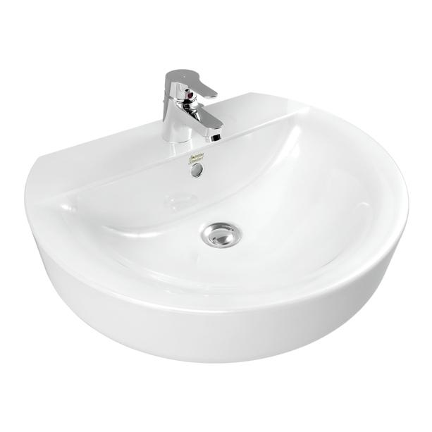 Concept Round Wall Hung Wash Basin image2