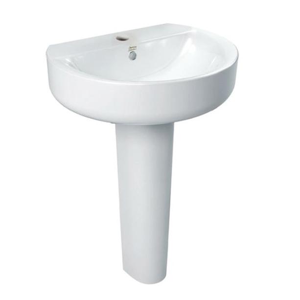Concept Sphere 550mm Full Pedestal Basin